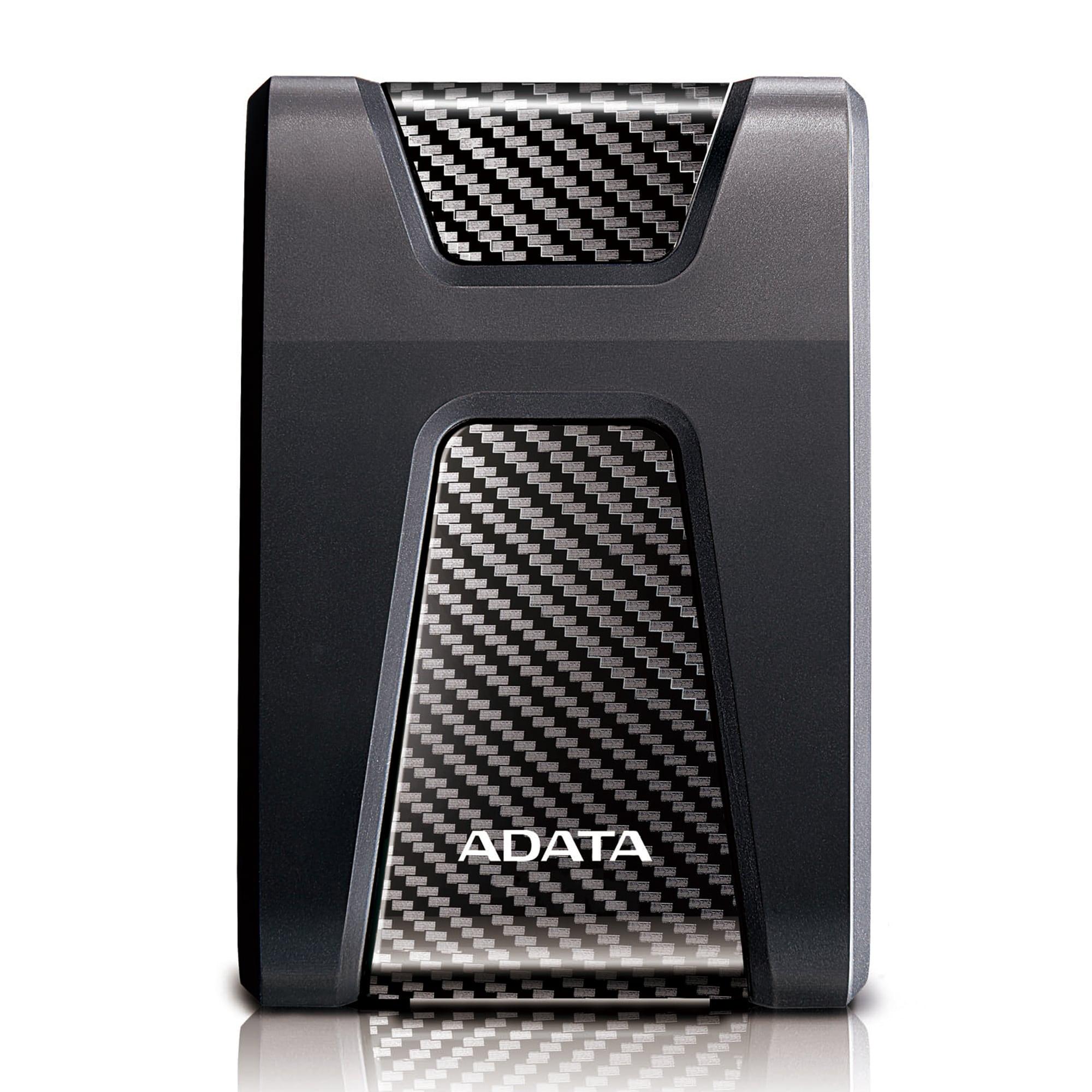"""ADATA HD650 2TB External 2.5"""" HDD Black 3.1"""