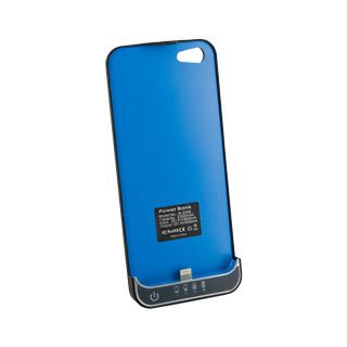 Whitenergy Externí baterie pro iPhone 5 | HQ | 2200mAh | black
