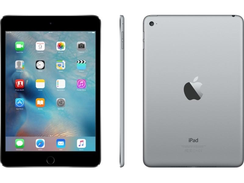 iPad mini 4 Wi-Fi 128GB Space Grey
