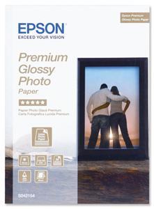 EPSON paper 13x18 - 255g/m2 - 30sheets - photo premium glossy