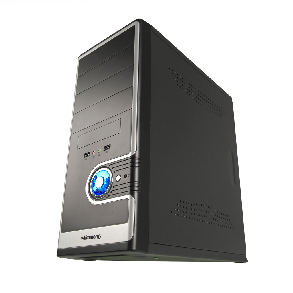WE PC Case Miditower ATX 400W PC-3029