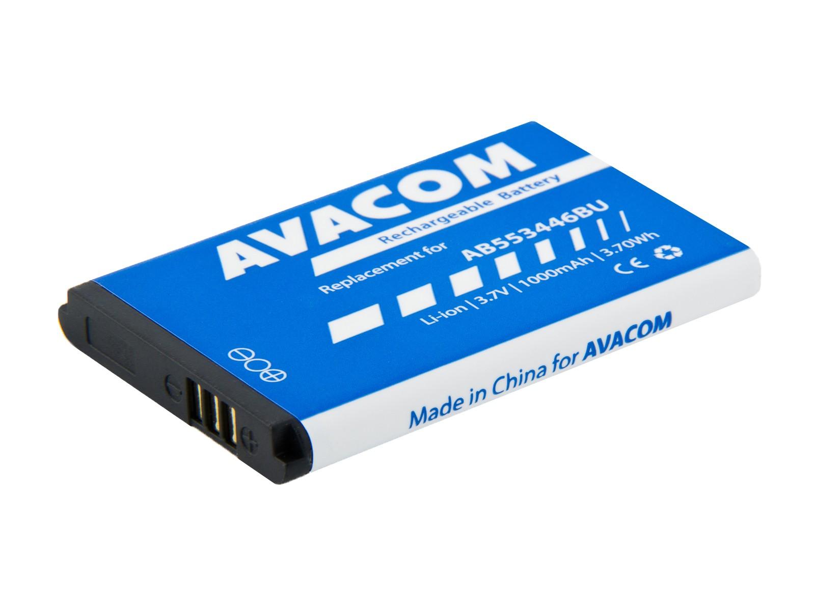 Baterie AVACOM GSSA-2710-1000A do mobilu Samsung B2710, C3300 Li-Ion 3,7V 1000mAh