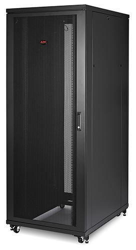 NetShelter SV 42U 800mm Wide x 1060mm Deep Enclosure with Sides Black