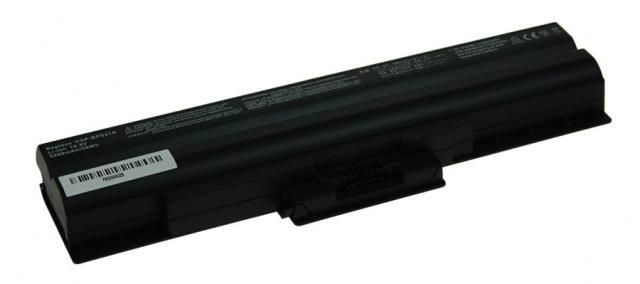Náhradní baterie AVACOM Sony Vaio VPCS series, VGP-BPS21 Li-ion 10,8V 5200mAh/56Wh černá