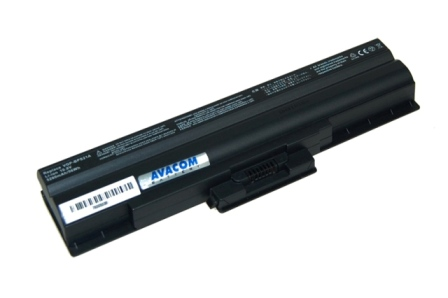 AVACOM baterie pro Sony Vaio VPCS series, VGP-BPS21 Li-ion 10,8V 7800mAh/84Wh černá