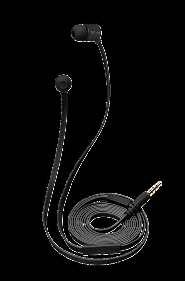 sluchátka do uší TRUST Duga In-Ear- black