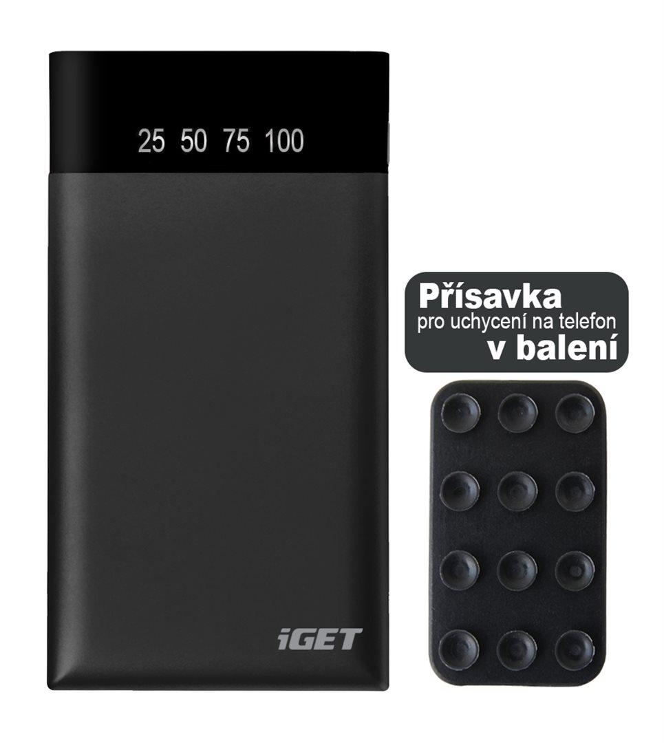 iGET POWER B-5000 (5 000mAh) Li-Pol powerbank