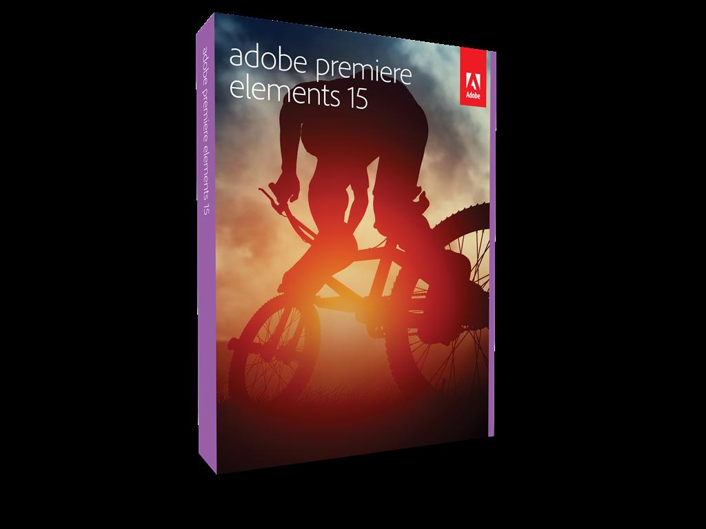 Adobe Premiere Elements v15, MLP, English, Retail, 1 User