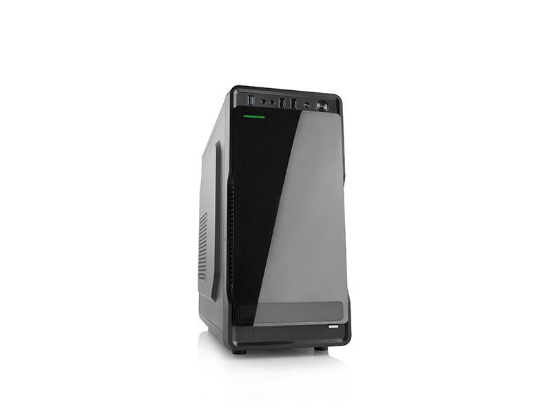 MODECOM PC skříň COOL AIR Mini Tower USB 3.0 µATX, zdroj 400W