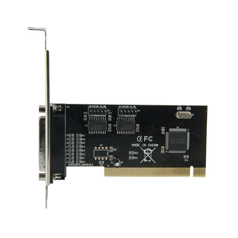 4World PCI Paralel port 1x / Serial port 2x