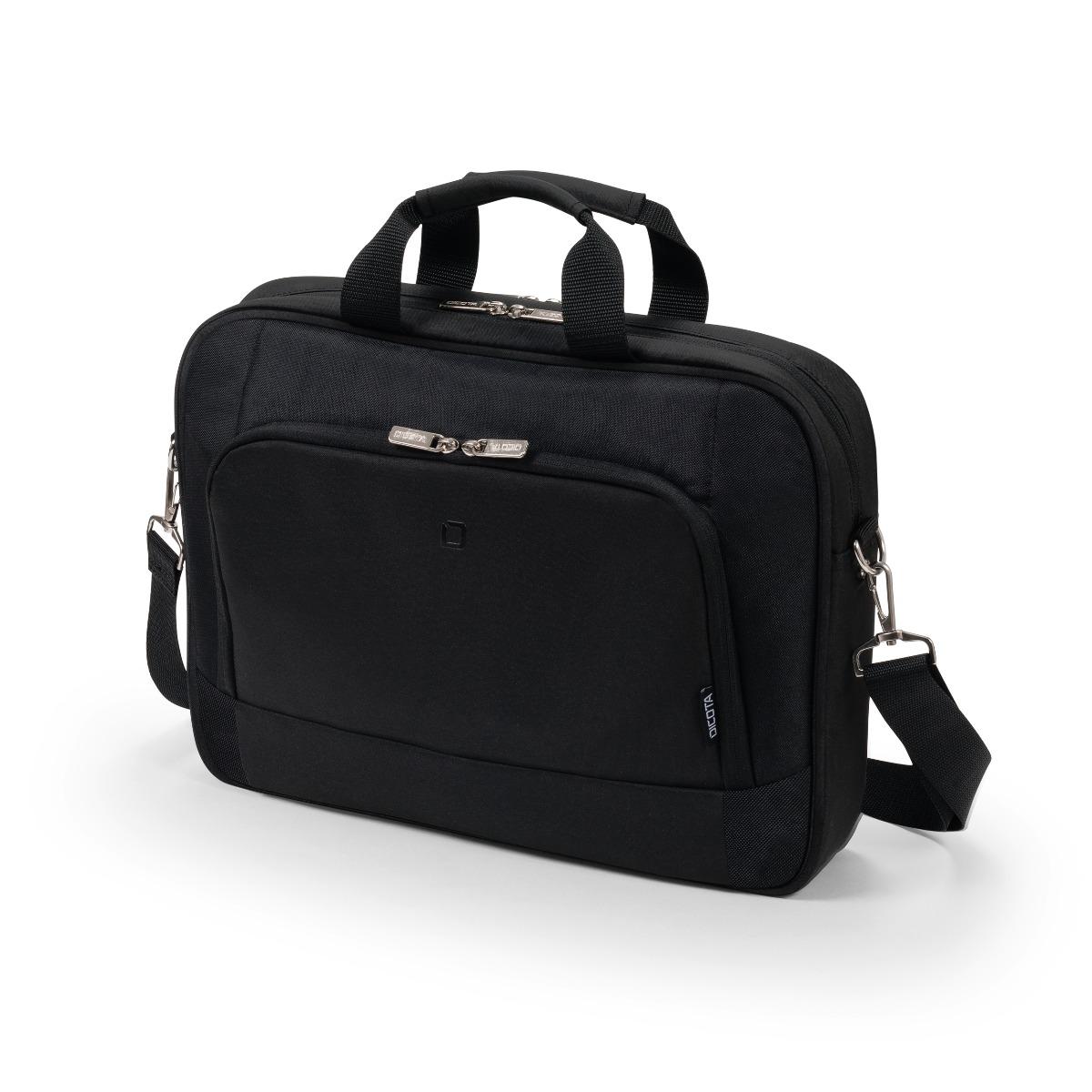 Dicota Top Traveller BASE 15.6 Black notebook case