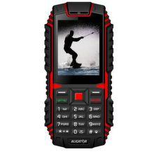 Aligator R12 eXtremo černo - červený