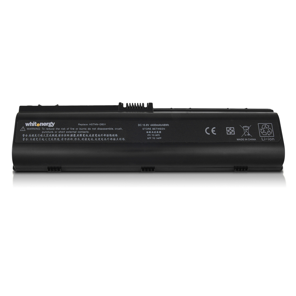 WE bat pro HP Compaq Pavilion DV6000 10,8V 4400mAh