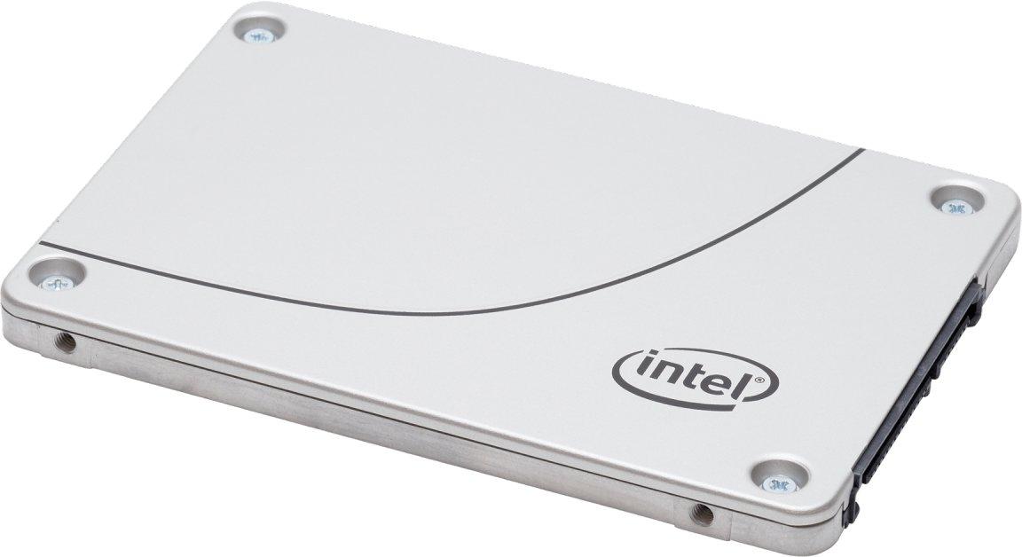Intel® SSD DC S4600 Series (960GB, 2.5in SATA 6Gb/s, 3D1, TLC) Generic Single Pack