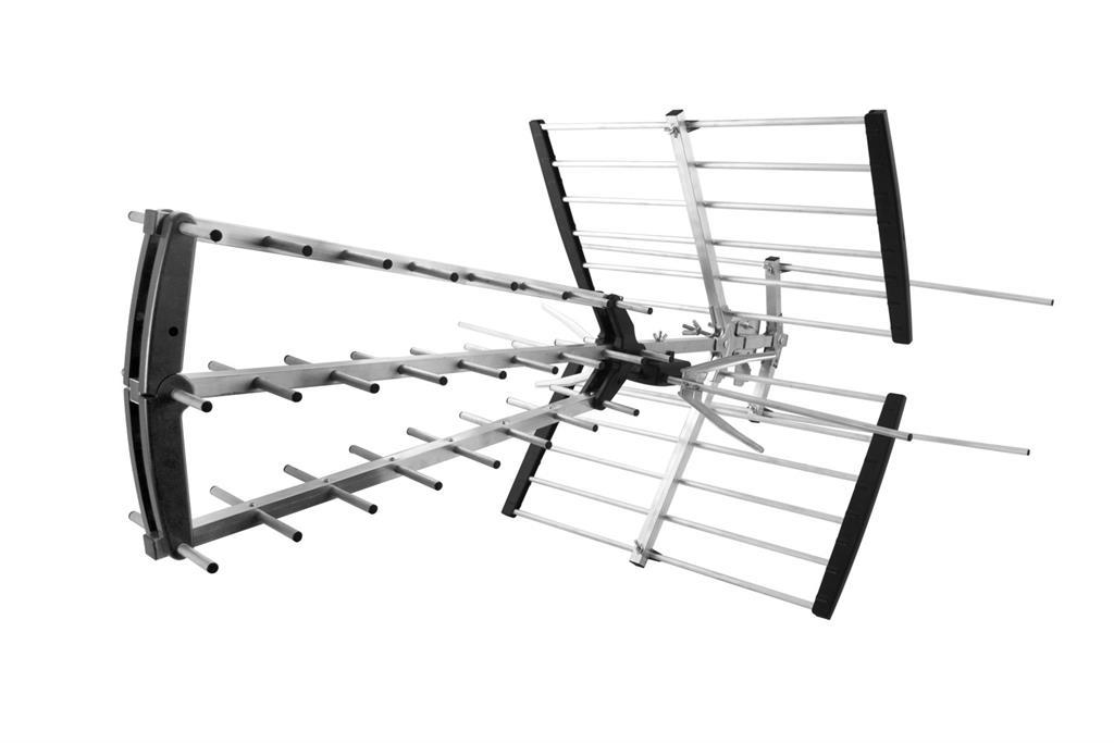 Esperanza EAT105 THUNDER externí anténa DVB-T LTE (UHF+VHF COMBO) - XL