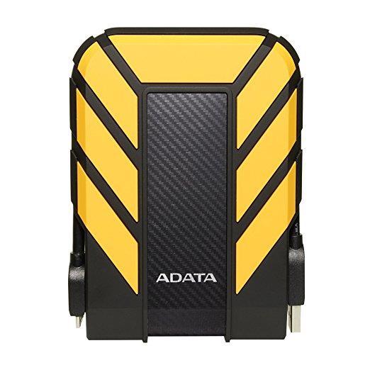 ADATA HD710 Pro ext. HDD USB 3.1 2TB water/shock proof, žlutá