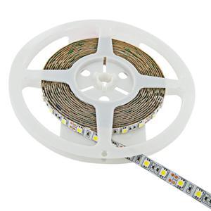 WE LED páska 5m   60ks/m   5050   14,4W/m   3000K teplá bílá   bez konektoru