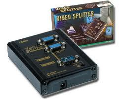 ATEN VS-102 2-portový VGA spliter 250MHz