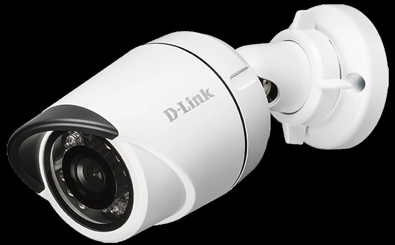 D-Link DCS-4701E HD Outdoor Mini Bullet Camera