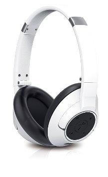 Genius HS-930BT sluchátka s vestavěným mikrofonem, bílá