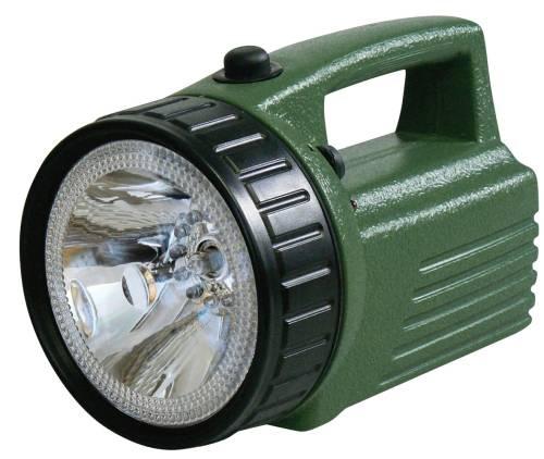 Emos LED svítilna nabíjecí 3810LED-Expert, 12x LED + 1x Halogen/Krypton, odolná