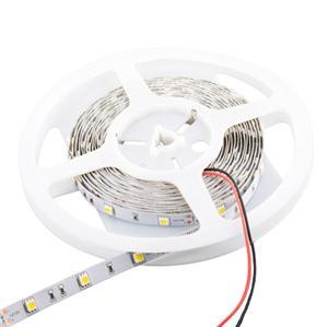 WE LED páska 5m   30ks/m   5050   7.2W/m   12V DC   6500K studená bílá