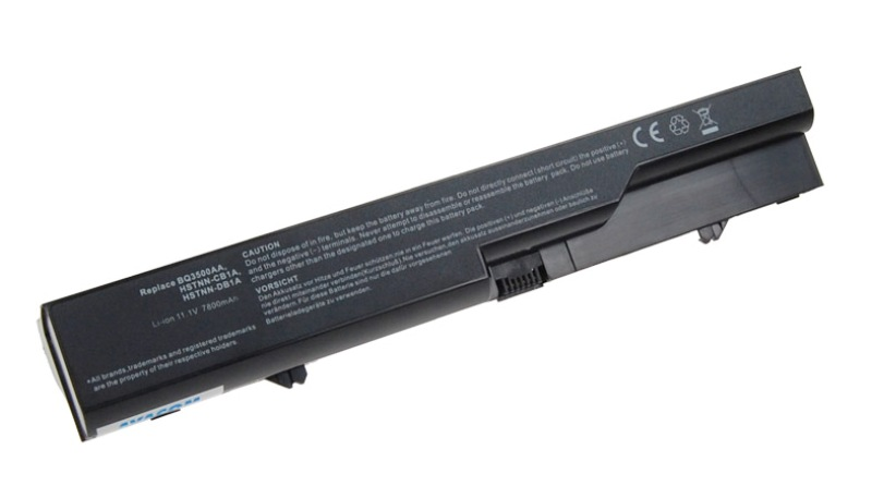 Náhradní baterie AVACOM HP ProBook 4320s/4420s/4520s series Li-ion 10,8V 7800mAh/84Wh