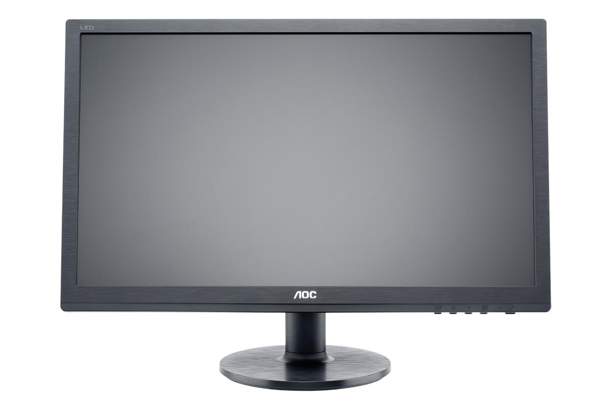 """AOC LCD e2460Sh 24""""wide/1920x1080/1ms/20mil:1/HDMI/LED/repro"""