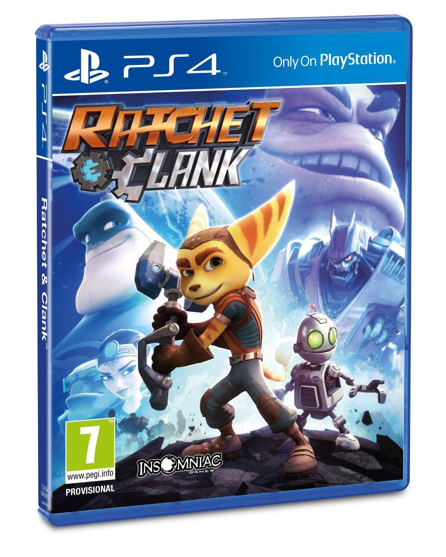 SONY PS4 hra Ratchet & Clank