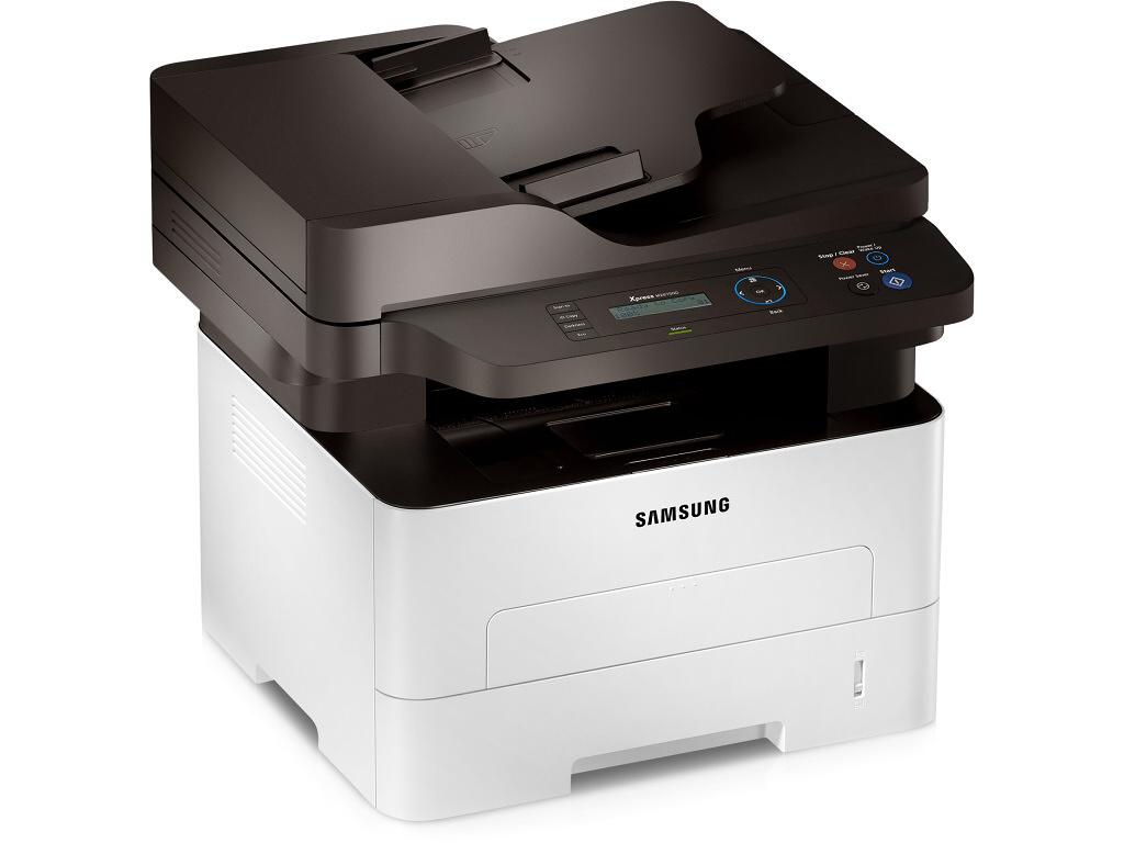 Samsung SL-M2875ND,A4,28ppm,4800x600dpi,128Mb,PCL,USB,ADF,duplex,ethernet