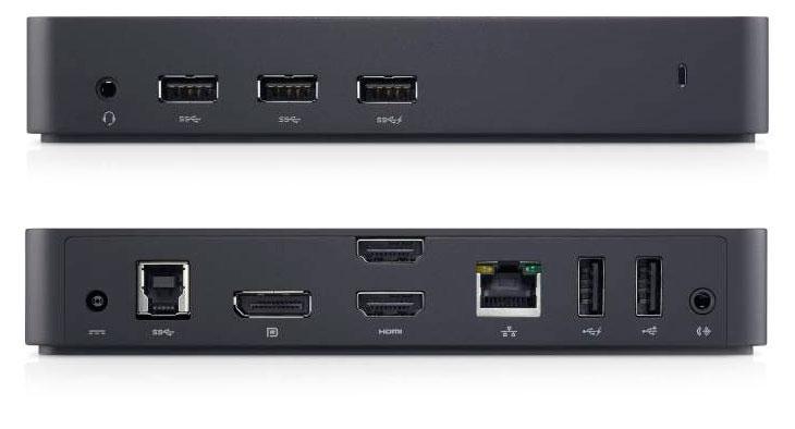 Dell dokovací stanice D3100 USB 3.0
