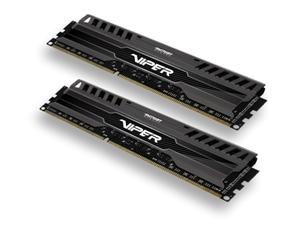 8GB DDR3-1600Mhz Patriot Viper3, kit černý CL9