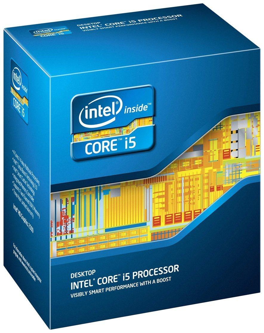 CPU INTEL Core i5-4690 BOX (3.5GHz, LGA1150, VGA)