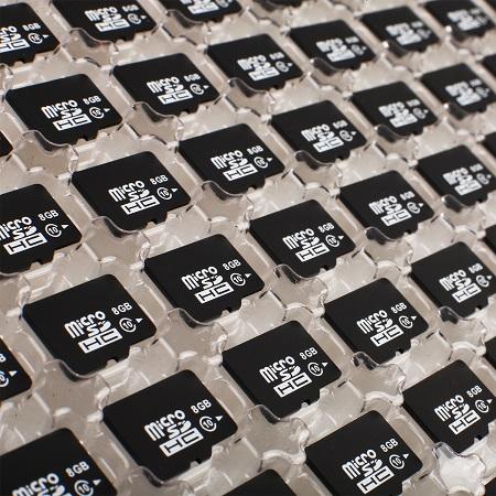 Pretec OEM MicroSDHC 16 GB class 10 (bulk balení - min. odběr 60 ks)