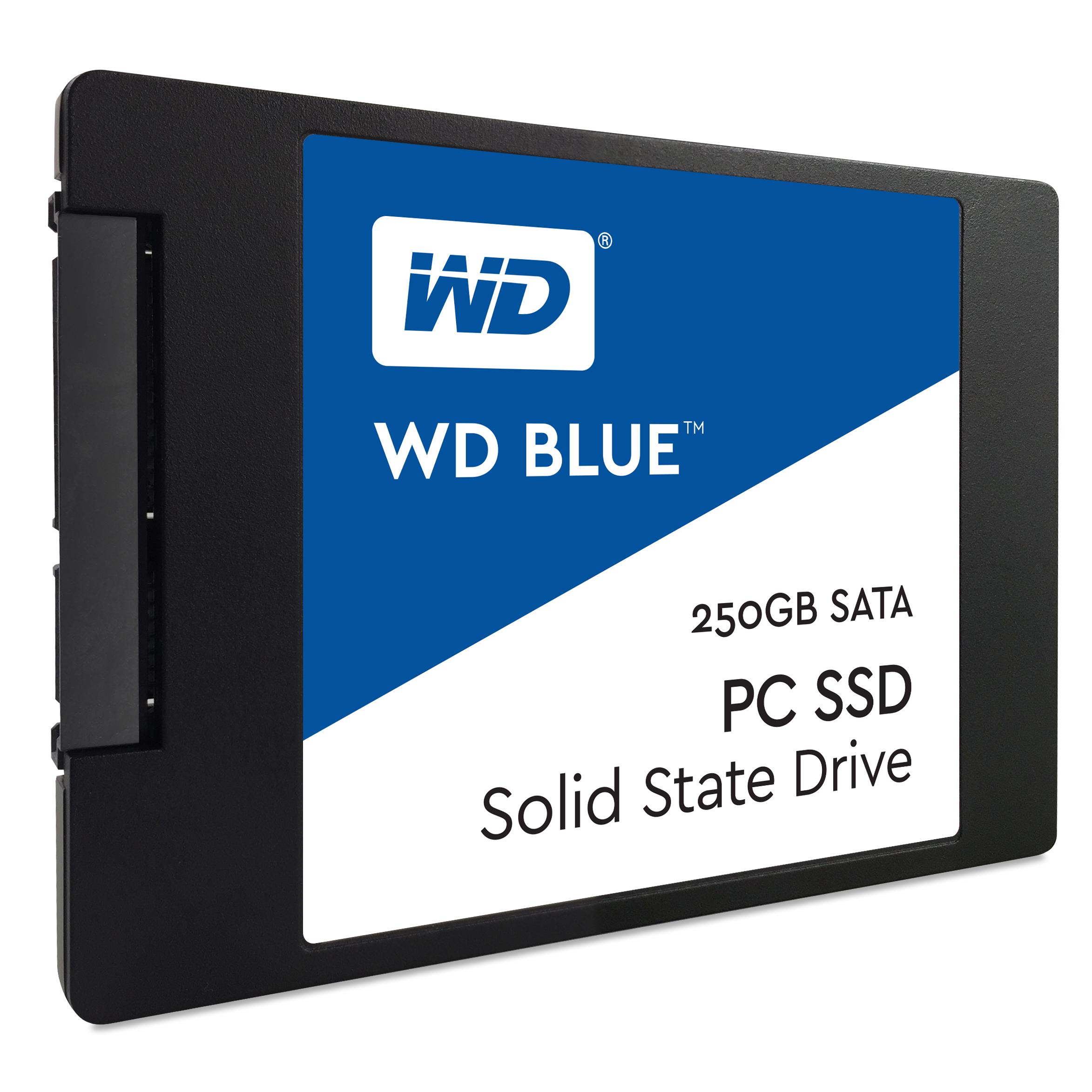 WD BLUE SSD WDS250G1B0A 250GB SATA/600 7mm