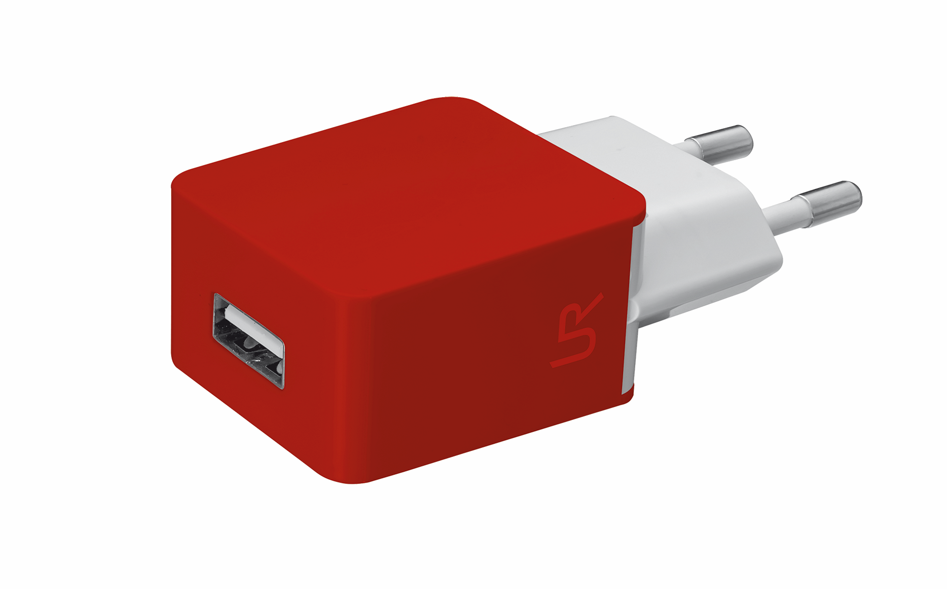 Universal Smartphone Charger - Home - red