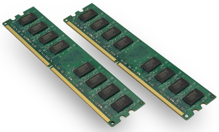 8GB DDR2 800MHz Patriot CL6 kit 2x4GB