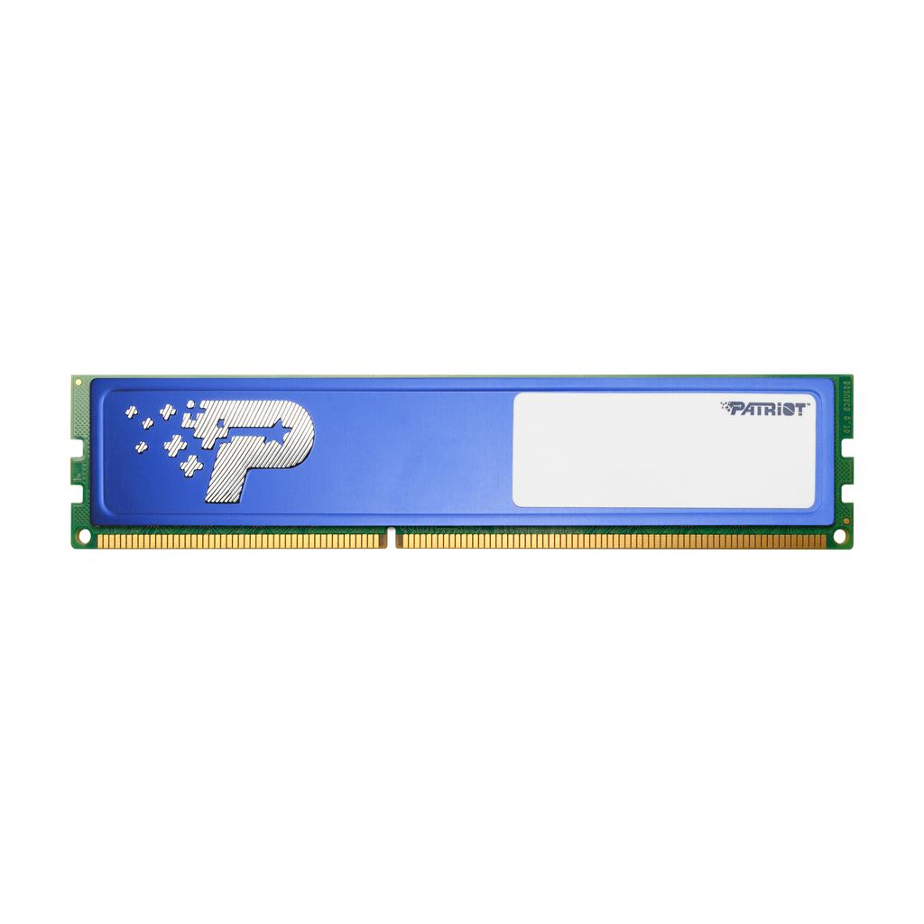 Patriot Signature 4GB 2133MHz DDR4 CL15 1.2V Unbuffered DIMM s chladičem