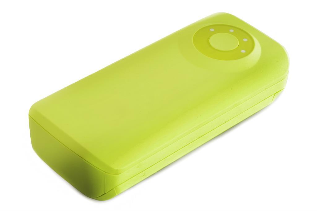 PowerNeed Sunen Přenosná nabíječka 5600mAh, USB 2.1A; tablet, smartphone; zelená