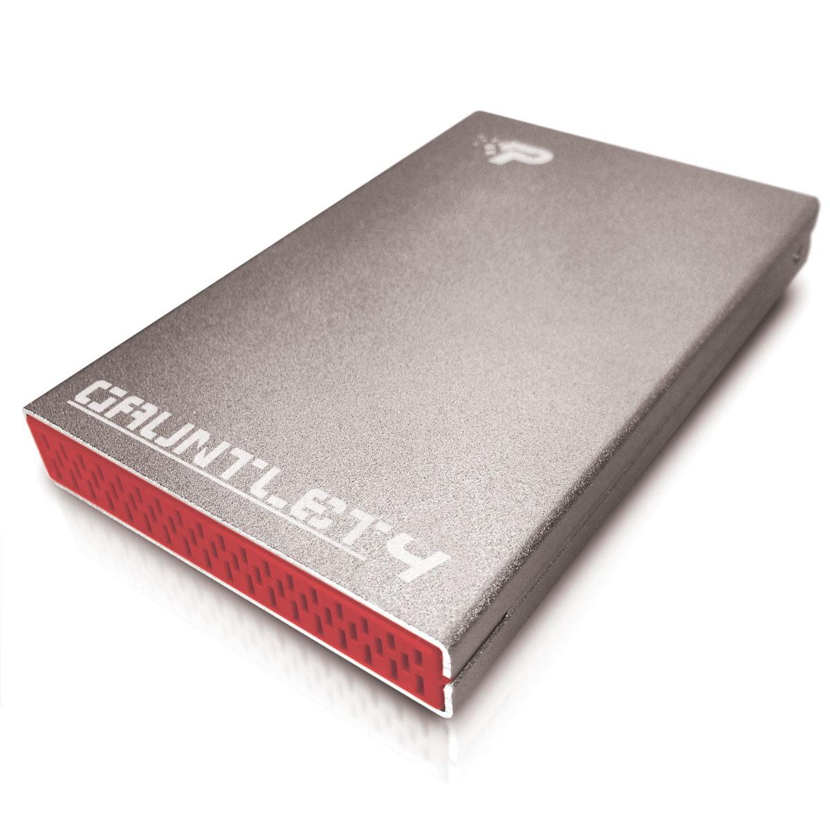 "Patriot Gauntlet 4 Aluminum USB 3.1 externí box pro SSD a HDD 2,5"""