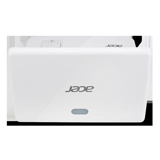 Acer U5220 DLP/3D/1024x768 XGA/3000 lm/13000:1/VGA in/VGA out/2xHDMI/MHL/RJ45/5,5 Kg/Ultra Short Throw