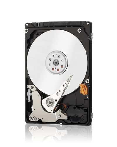 Hitachi Travelstar Z5K500.B, 2.5'' 500GB, SATA/600, 5400RPM, 16MB cache, 7 mm