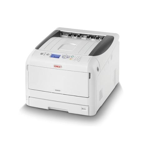 OKI C833dn A4/A3 - 35/20ppm, ProQ2400, USB, duplex, LAN