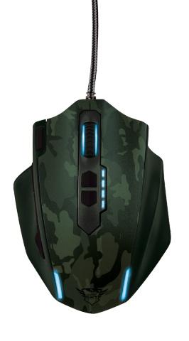 Trust GXT155C herní myš - CAMO