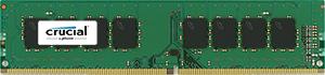 4GB DDR4-2133 MHz Crucial CL15 SRx8