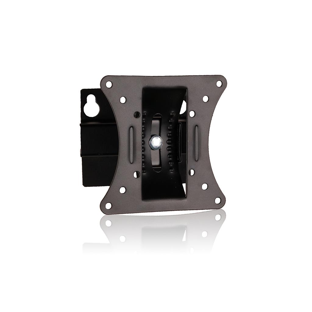 4World Otočný a sklopný držák pro LCD 13''-23'' VESA 50/75/100 nosnost max.20kg
