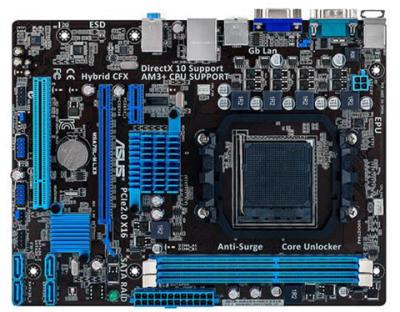 ASUS MB Sc AM3+ M5A78L-M LX3, AMD 760G, 2xDDR3, VGA, mATX