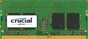 Crucial paměť 16Gb, 2400MHz DDR4, CL17, DRx8, SODIMM, 260pin