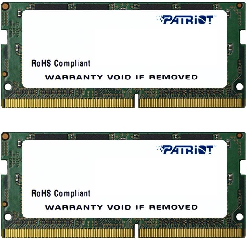 SO-DIMM 16GB DDR4-2133MHz Patriot CL15, 2x8GB