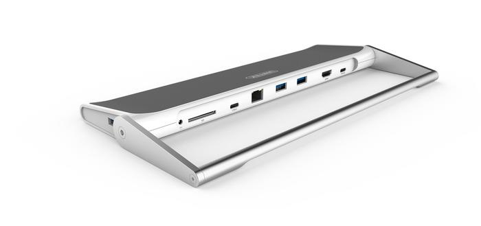 Unitek Y-3708 univerzální dokovací stanice USB-C